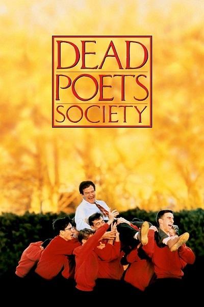 《死亡诗社》电影海报