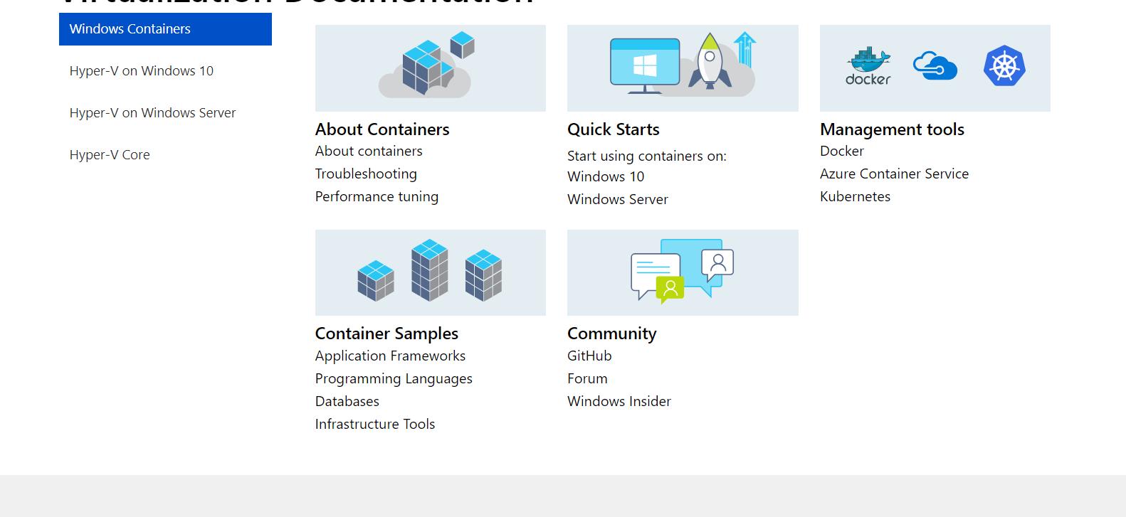 微软虚拟化文档