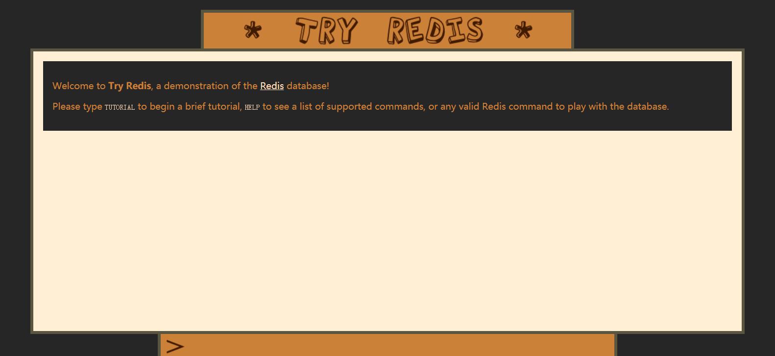 Try Redis