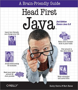 《Head First Java》